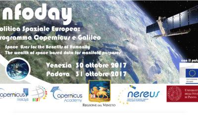 DayInfoday – Politica spaziale europea: I programmi Copernicus e Galileo