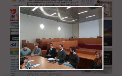 Soluzione Protezione Civile al Comune di Ventimiglia