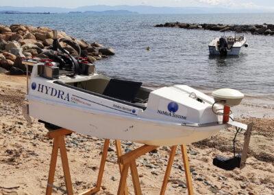 Nemea Sistemi - HYDRA drone usv