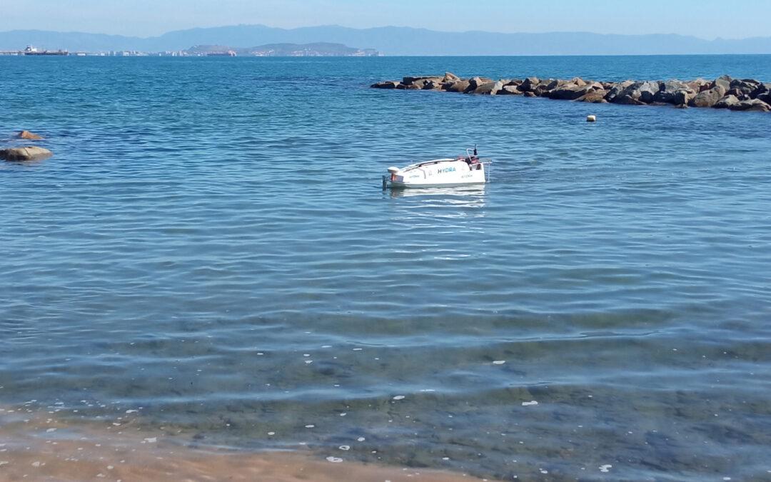 Hydra®: il drone acquatico a pilotaggio remoto impiegato nel Progetto SardOS